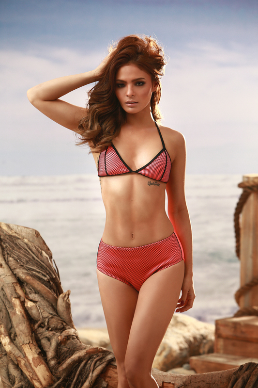 Lovi Poe for Bench Spring Collection 2016