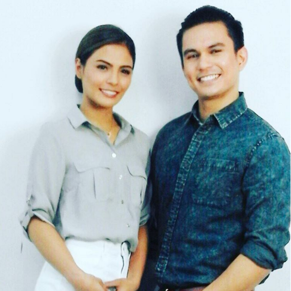 Lovi Poe and Tom Rodriguez for Someone to Watch Over Me