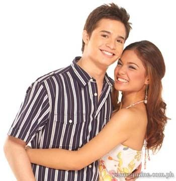 Cogie Domingo and Lovi Poe